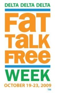 Fat Talk Free Week 2009